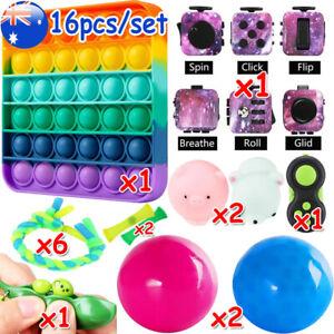 Fidget Toys Anti Stress Gift Adult Children Sensory Antistress Relief Figet Gift