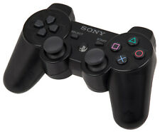OFFICIAL SONY Playstation 3 (PS3) Sixaxis Wireless Controller Black!