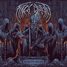 FINAL BREATH - OF DEATH AND SIN (DIGIPAK)   CD NEU