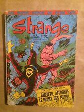 STRANGE - T7 : juillet 1970