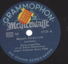 Bruno bata coro: 1941 canta Mozart-réquiem: Lacrimosa-domine jesu