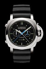 Panerai Luminor 1950 Rattrapante 8 Days Titanio Transat Classique PAM00427 Watch