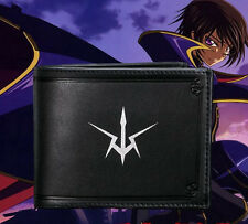 Code Geass Lelouch Lamperouge Wallet Purse PU New Year Gift knightage