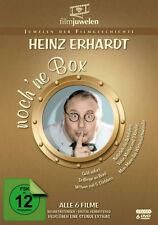 6er HEINZ ERHARDT- Noch ne Box AUTOFAHRER Drillinge .. KULTFILME DVD Edition NEU
