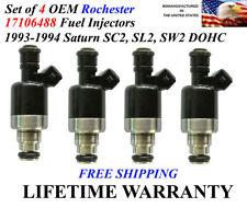 93 94 Saturn S-Series SC2 SL2 SW2 1.9L DOHC Fuel Injector 1993 1994 OEM Factory