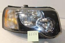🚘 04 05 Land Rover FREELANDER HALOGEN PASSENGER HEADLIGHT HEAD LIGHT LAMP 8504