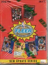 Fleer 1991-1992 Update Series Basketball Cards Factory Item 591