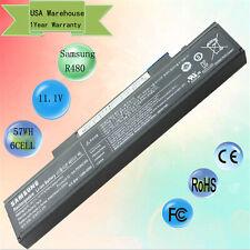 Genuine 6-cell Battery for Samsung  R480 R519 R730 RV511 Q308 Q320, AA-PB9NC6B