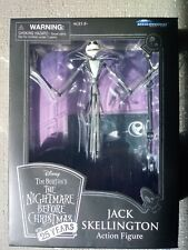 Disney The Nightmare Before Christmas Jack Skellington Action Figure 25 Years