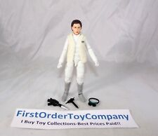 "Star Wars Black Series 6"" Inch Hoth Princess Leia Loose Figure COMPLETE"