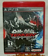 TEKKEN TAG TOURNAMENT 2 (SONY PLAYSTATION 3, 2012) PS3 GAME CIB COMPLETE - NM