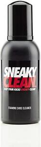 Nubuck Shoe Cleaner Suede Leather Crep Trainer Protector Care Self Cleaning Foam