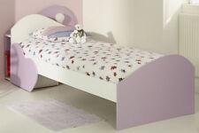 Weiße Kinder-Bettgestelle ohne Matratze zum Zusammenbauen für Mädchen