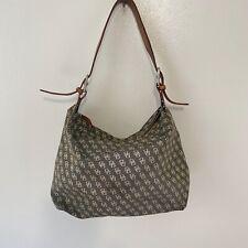 DOONEY & BOURKE VTG Signature Anniversary Purse HandBag Shoulder Bag
