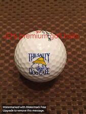 Logo Golf Ball-The Salty Dog Cafe.