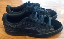 52b1994ce6d PUMA Women s Basket Swan Pack Fashion Sneakers Shoes Black US Size 8 M Pre-