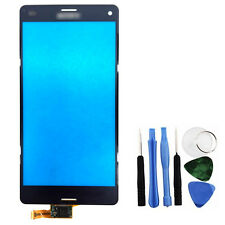 Black Touch Screen Digitizer REPAIR + STRUMENTI PER SONY XPERIA Z3 MINI D5803 d5833