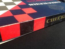 Vintage Checkers Board Game And Five Other Orig Packaging Whitman 1960 No. 4708