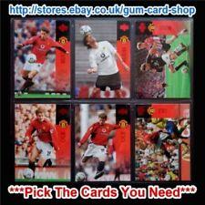 Carte collezionabili calcio originale singoli stagione 2004