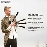 Emil Jonason - Lindberg: The Erratic Dreams of Mr Grönstedt; Golijov: [CD]
