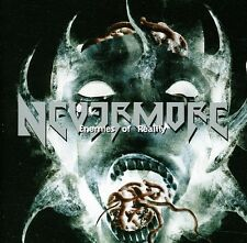 Enemies of Reality by Nevermore (CD, Oct-2011, DID)