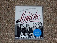 Le Amiche Criterion Collection Blu-ray 2016 Brand New Michelangelo Antonioni