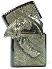 Zippo Sabbertooth Tiger Säbelzahntiger limited Edition  2003809 Neu xxxx/1000