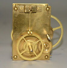 Very Fine Clock Movement for a Weight Regulator Clock