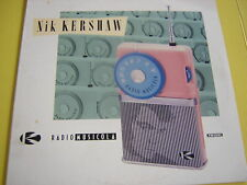 LP NIK KERSHAW RADIOMUSICOLA NUOVISSIMO F.C. 1986 never played