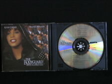 The Bodyguard. Film Soundtrack. Compact Disc. 1992. Made In Australia.