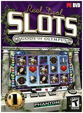 Reel Deal Slots Gods Of Olympus PC Games Windows 10 8 7 XP Computer machine