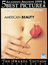 American Beauty Dvd Awards Edition Kevin Spacey Thora Birch Mena Suvari Best Pic
