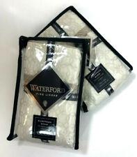 Nip Waterford Fine Linens Annalise Euro European Pillow Sham 26 x 26 Gold