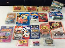 Hot Wheels, Matchbox, Sizzlers & More Lot. In Original Packaging.