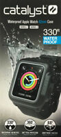 Genuine Catalyst Waterproof Case for 42mm Apple Watch Series 3  Black