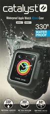 Genuine Catalyst Waterproof Case for 42mm Apple Watch Series 3  Black