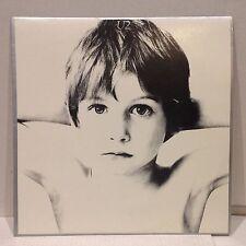 U2 - BOY LP - 1980 RARE OZ AUSSIE 20TH ANNIVERSARY ISLAND RECORDS PRESS DIFF