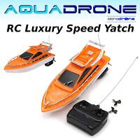 AquaDRONE- Remote Control Luxury Speed Yatch