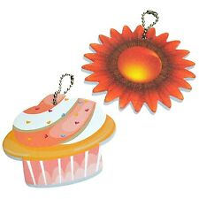 Pack of 2 Girls Ladies Novelty Shaped Nail Files - Party Bag Fillers