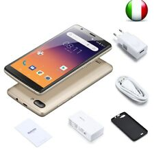 Oro Cellulare Blackview A20 Android 8.0 3G Smartphone 8GB 5.5'' 18:9 Wifi GPS IT