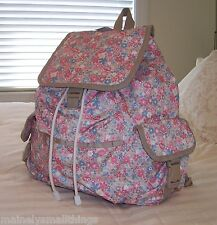 NWT LeSportsac 7839 VOYAGER Backpack FROLIC Flowers 7839 D106
