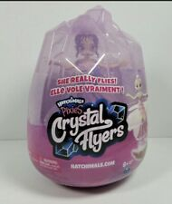 New Hatchimals Pixies Crystal Flyers Purple Magical Flying Pixie Hot Toy 2020