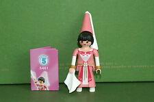 Playmobil 5461 Figures Girls Serie 5 Burgfräulein Gräfin Zofe für Traumschloss