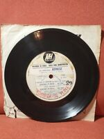 """THE MOTHERS OF INVENTION ZAPPA Jethro Tull PROMO Argentina Only 7"""" Vinyl RARE!"""