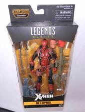 """Deadpool - Marvel Legends X-Men Juggernaut BAF Series 6"""" Action Figure *In Hand*"""