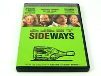 SIDEWAYS DVD FULL SCREEN (FACTORY SEALED)