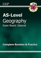 AS Level Geography Edexcel Complete Revision & Practice 9781847621368