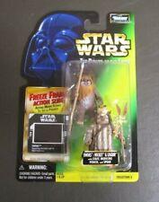 Ewoks Wicket Logray 1997 STAR WARS Power of the Force POTF FF Freeze Frame