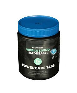 DOMETIC Power-Care Tabs fürs Camping-WC Toiletten Sanitär-Reiniger 500g