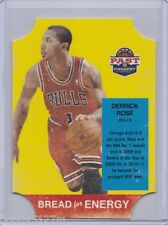 2011-12 Panini Past and Present Bread for Energy Derrick Rose Card #42